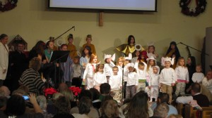 Children's Christmas Program 2011 (2)
